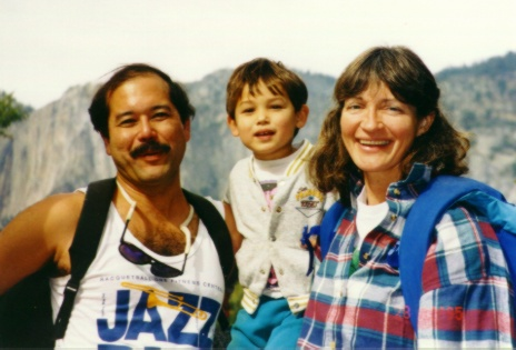 [-With Mom + Dad in Yosemite-]