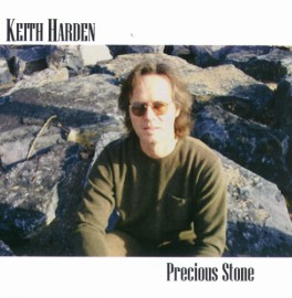 [Keith Harden - Precious Stone - Front Cover]
